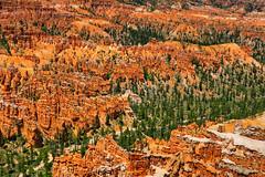 bryce canyon np (geri-11) Tags: national nationalpark unitedstates northamerica utah road trip roadtrip usa usatrip bryce canyon brycecanyon hike hiking sun powershoot gx5 rim trail navajo loop navajoloop queensgarden