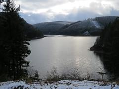Ohra dam (germancute ***) Tags: park outdoor nature dam thuringia thüringen ohra landscape landschaft