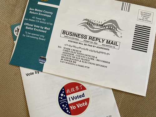 Vote by mail--there will be a flood this fall. How many ballots will be counted?