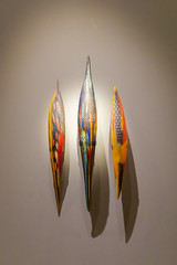 Masai (GmanViz) Tags: gmanviz color sonya6000 glass art linotagliapietra sculpture columbusmuseumofart