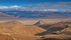 Death Valley Overlook 8623 A (jim.choate59) Tags: jchoate on1pics deathvalley highway190 desert road highway scenic mountains