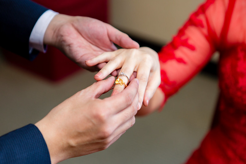 [婚攝] 碁恕 & 立平 晶華酒店 晶英會 | 文定午宴 | 婚禮紀錄