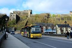 4136 45 (brossel 8260) Tags: belgique bus tec namur luxembourg