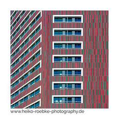 pattern! (Heiko Röbke) Tags: pattern intercityhotel de canon5dmkiv building facade fassade architecture architektur hannover muster raschplatz 2020 gebäude lightroom sigma1224mmf40dghsmart abstract