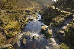 UpperDane (Tony Tooth) Tags: nikon d7100 sigma 1020mm stream brook river rocky peakdistrict threeshireshead cheshire staffordshire countryside landscape england