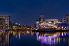 Lowry Theatre (Kev Walker ¦ Thank You 4 Comments n Faves) Tags: architecture building city england manchester mediacity panoramic river salfordquays sunset water bbc blue bridge britain british broadcasting buildings canal centre cityscape commercial dock dusk english footbridge kingdom landmark lowry media mediacitymanchester mediacitysalford mediacityuk millenniumbridge modern modernarchitecture night north quay quays quayside radio reflection reflectioninwater salford shipcanal skyline skyscraper studios travel tv uk urban lowey theatre