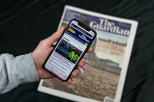The Guardian Newspaper Print and Online