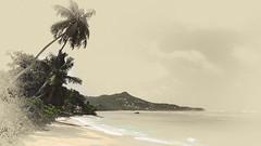 Near Pointe Au Sel (Hank888) Tags: mahe seychelles hank888 vintage happyplanet asiafavorites sea sand