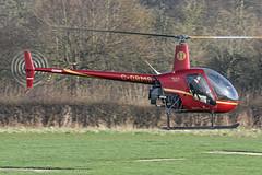 G-ORMB - 1990 build Robinson R22 Beta, inbound to Barton (egcc) Tags: 1607 barton beta cityairport egcb gormb heliair heliairscotland heliaircom helicopter lightroom manchester r22 robinson