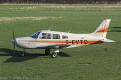 D-EVTO - 1980 build Piper PA-28-161 Cherokee Warrior II, parking up at Barton (egcc) Tags: 288016271 barton cherokee cityairport devto egcb gevto lightroom manchester n5012v n81615 pa28 pa28161 piper warrior