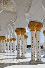 D56_6644 (Frank Berbers) Tags: sjeikzayedmoskee moskee moschee mosque mosquée mosquéecheikhzayed sheikhzayedmosque scheichzayidmoschee 2020 nikond5600 abudhabi verenigdearabischeemiraten vae architectuur architektur architecture