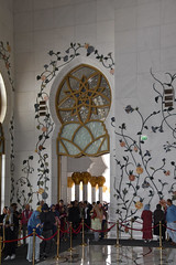D56_6652 (Frank Berbers) Tags: sjeikzayedmoskee moskee moschee mosque mosquée mosquéecheikhzayed sheikhzayedmosque scheichzayidmoschee 2020 nikond5600 abudhabi verenigdearabischeemiraten vae architectuur architektur architecture