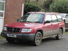 Photo of Subaru Forester GLS