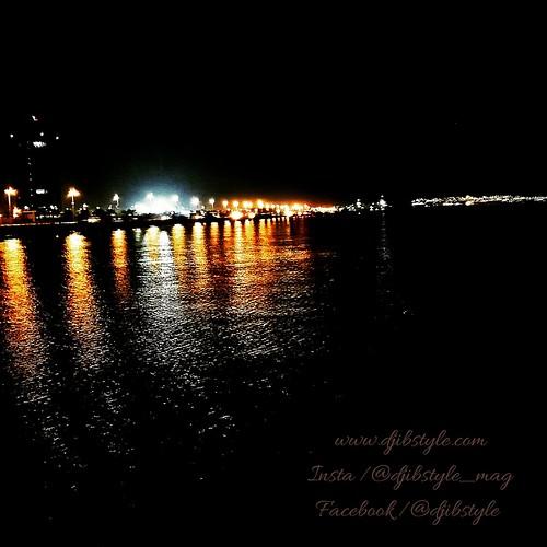 Djib by Night #15 Venise road walk!!! . . . #travelphotograhy #travel #Djibouti #Weekend #Eastafrica #nightlife #Night #whereisthisplace #Eastafrica #routedevenise