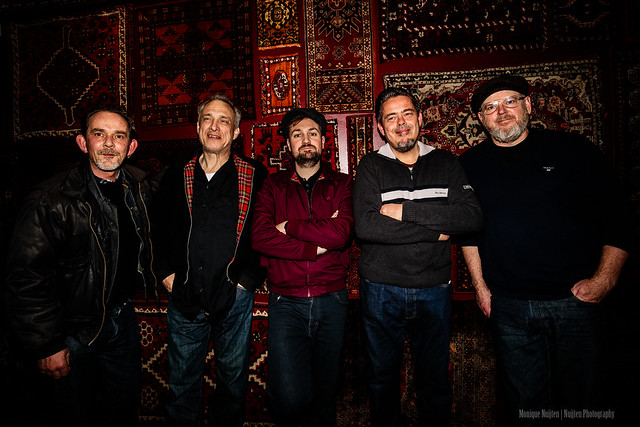 Tim Knol & The Bluegrass Boogiemen