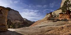 Eastern Part of Zion National Park, Utah (swissuki) Tags: eastern park part zion national nature mountain landscape largelandscape ut utah