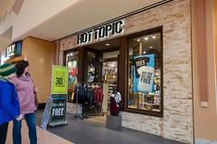 So long Hot Topic (unit2345) Tags: chapelhillmall cuyahogafalls ohio mall joanna mom billy