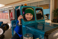 Jammed in a truck (unit2345) Tags: chapelhillmall cuyahogafalls ohio mall billy