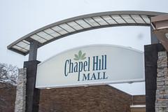 Chapel Hill Mall entrance (unit2345) Tags: chapelhillmall cuyahogafalls ohio mall