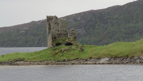 Ardvreck Castle ruin (2 of 3)