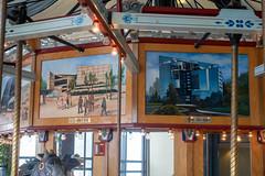 Carousel artwork (unit2345) Tags: chapelhillmall cuyahogafalls ohio mall