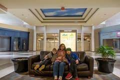 Family at Chapel Hill Mall (unit2345) Tags: chapelhillmall cuyahogafalls ohio mall joanna mom billy jack