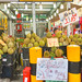 Durians stall, China Town,  Singapore
