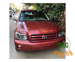 Toyota Highlander with the full option (omoresther2008) Tags: olx nigeria olxnigeria nig abuja lagos phones sell buy online