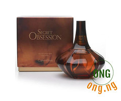 SECRET OBSESSION FOR WOMEN BY CALVIN KLEIN - 100ml EDP (omoresther2008) Tags: olx nigeria olxnigeria nig abuja lagos phones sell buy online