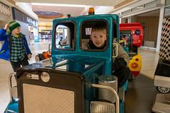 Jammed in a truck (unit2345) Tags: chapelhillmall cuyahogafalls ohio mall jack billy