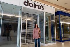 So long Claire's (unit2345) Tags: chapelhillmall cuyahogafalls ohio mall joanna mom