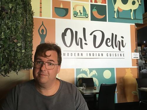 Back in Oh! Delhi