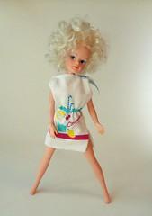 Mode Summer Dress 1986 (CooperSky) Tags: sindy mode 1986 summer dress tshirt