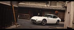 Toyota 2000GT (at1503) Tags: toyota 2000gt classiccar japan japanesecar white street buildings urban wheels car gtsport granturismo granturismosport motorsport racing game gaming ps4