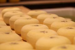 Cheese Wheels in Amsterdam (ctrlaltdileep) Tags: cheese traditional food holland netherlands amsterdam