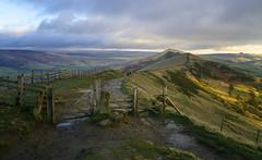 The Great Ridge (l4ts) Tags: landscape derbyshire peakdistrict darkpeak thegreatridge edale hollinscross barkerbank backtor losehill gate walkers