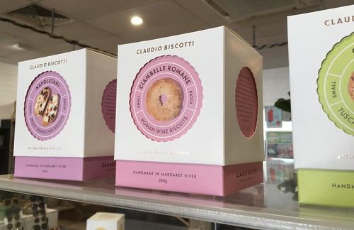 Claudio Biscotti, Now Super-Fancy