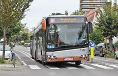 1512 64 barré Vandenhoven > Bordet Station (brossel 8260) Tags: belgique bruxelles bus stib