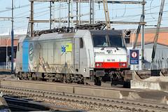 Railpool 186 108 Pratteln (daveymills37886) Tags: railpool 186 108 pratteln baureihe bombardier traxx ms2e bls