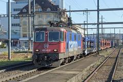 SBB Re 4/4 420 243 Pratteln (daveymills37886) Tags: sbb re 44 420 243 pratteln baureihe cargo