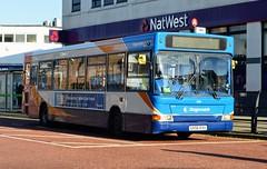 35118 GX56KVU (PD3.) Tags: bus buses hampshire hants england uk portsmouth stagecoach waterlooville 35118 gx56kvu gx56 kvu dennis dart plaxton