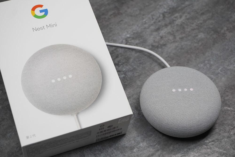 Google Nest Mini-1