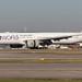 Qatar Airways A7-BAA 777-3DZ(ER) EGCC 06.02.2020