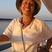 Enriqueta on Ferry, Amazon 2004