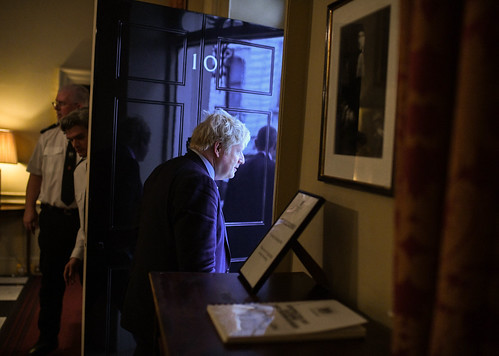 Prime Minister Boris Johnson PMQs