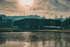 Landtag Stuttgart (skp-mm) Tags: a7riv ilce7rm4 park sony sonyalpha7riv urban stuttgart voigtlander voigtlanderapolanthar50mmf2aspherical winter α7riv landtagstuttgart