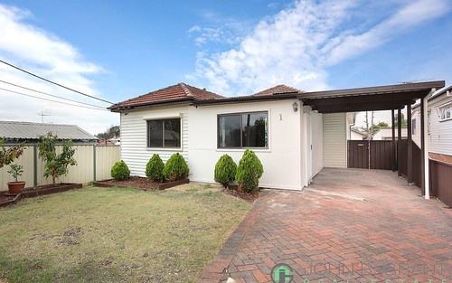 1 Miles St, Chester Hill NSW 2162