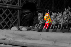Be The Light To Your Own Darkness || Narayanganj 2020 (S.M AUNEE) Tags: splash colour colorsplash bangladesh canon black cultural