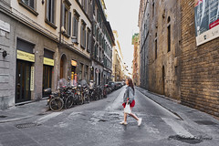 Morning Street (abhishek.verma55) Tags: earlymorning walk street ©abhishekverma city flickr photography europe italy florence firenze travel travelphotography urban urbanexploration streetphotography building fujifilmxt20 travelphotos outdoors walking pedestrian walkway vacation outside scenic view wanderlust famousplaces exterior old path exploration outdoor cityscape oldcity town architecture texture people architectural morning sun tuscany toscana bicycle colour colourful eurotrip