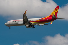 DSC_5915.jpg (Moutton) Tags: boeing boeing737series bkk airlines hainanairlines aircrafttype airport b1996cn39214ln5027 boeing73784p bangkoksuvarnabhumithailandvtbs huchh